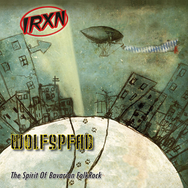Wolfspfad by IRXN