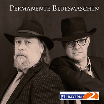 Permanente Bluesmaschin by Hampel, Schorsch