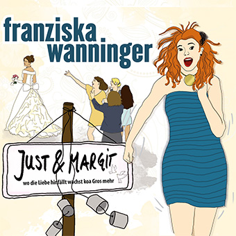 Just & Margit by Wanninger, Franziska