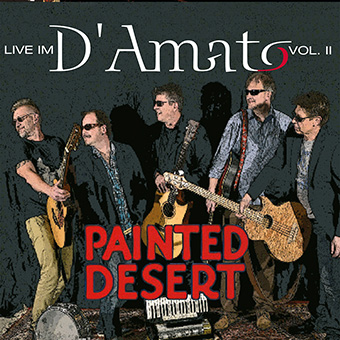 Live im D'Amato Vol. II by Painted Desert