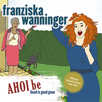 Second Album by Franziska Wanninger