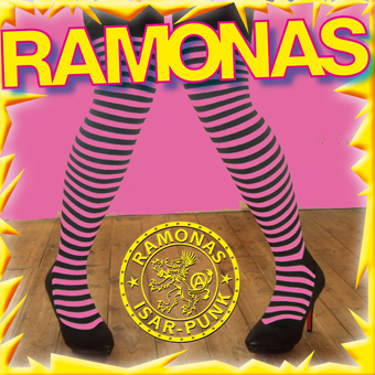 Ramonas - Isar-Punk