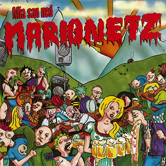 Mia san ned Marionetz - A Tribute by Various Artists
