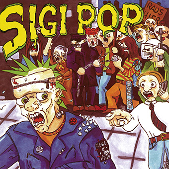 Pop, Sigi - Herman Monster war der erste Punk