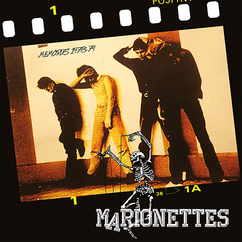 Memories 1978 - 79 by Marionettes