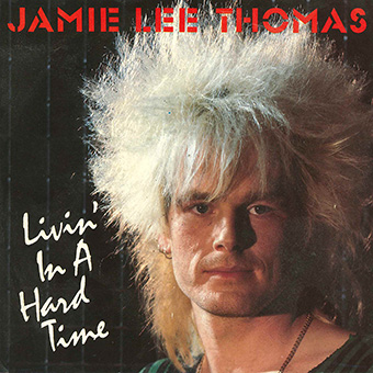 Thomas, Jamie-Lee - Livin In A Hard Time