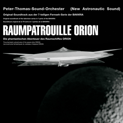 O.S.T. 'Raumpatrouille Orion' by Peter Thomas Soundorchester