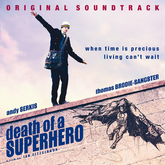 O.S.T. Death Of A Superhero - O.S.T. Death Of A Superhero