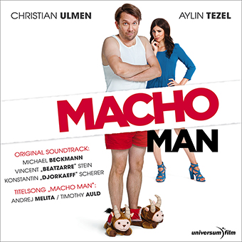 O.S.T. Macho Man - Macho Man (Original Motion Picture Soundtrack)