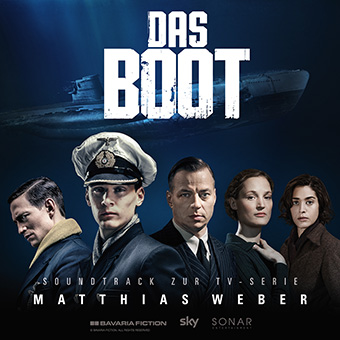 Das Boot (Soundtrack zur TV Serie) by  O.S.T. TV Serie