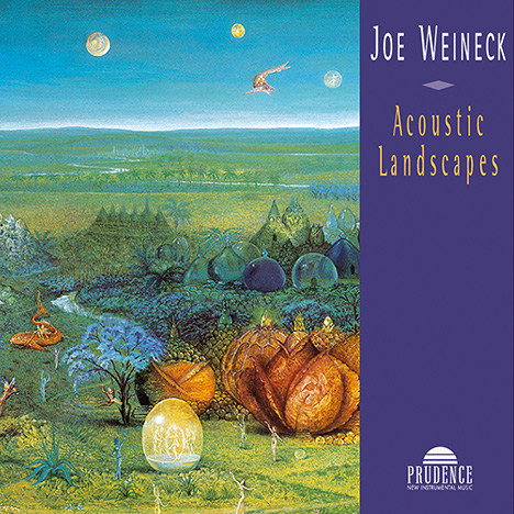 Weineck, Joe - Acoustic Landscapes