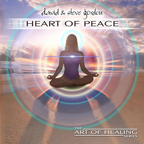 Heart of Peace von Gordon, David & Steve