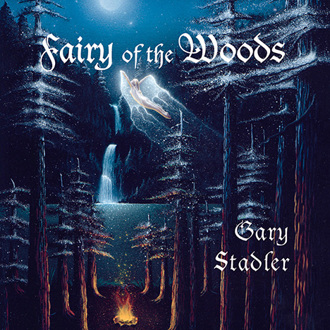 Fairy Of The Woods by Stadler, Gary