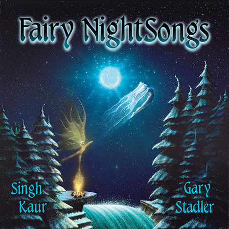 Fairy Night Songs von Stadler, Gary