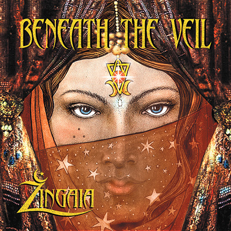 Beneath The Veil von Zingaia