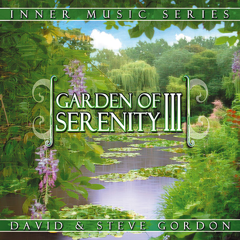 Gordon, David & Steve - Garden of Serenity III