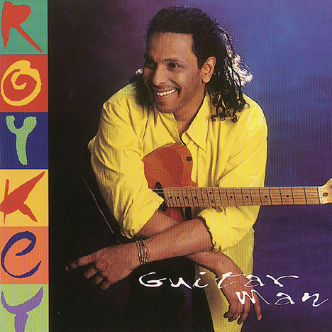 Guitar Man by Roykey