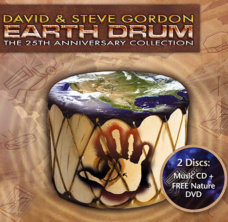 Earth Drum - The 25th Anniversary Collection von Gordon, David & Steve
