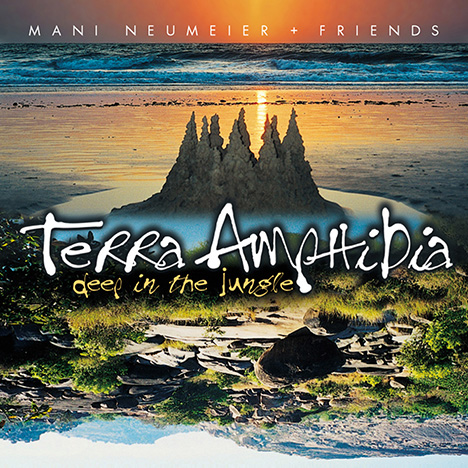 Terra Amphibia - Deep In The Jungle by Neumeier, Mani (Guru Guru)