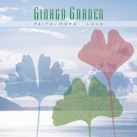 Faith, Hope & Love von Ginkgo Garden