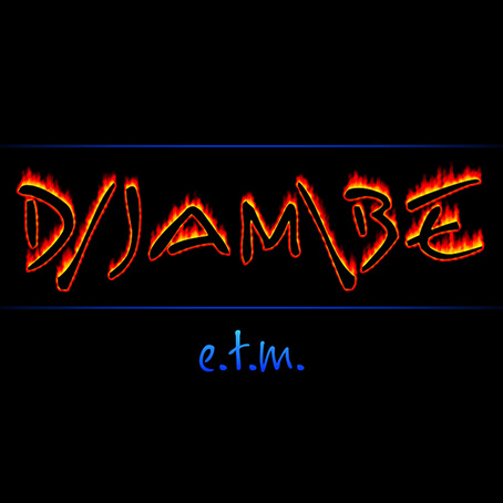 D-JAM-BE - energetic tribal music