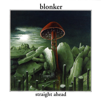Blonker (Dieter Geike) - Straight Ahead