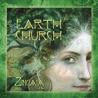 Earth Church by Zingaia