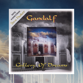 Gallery Of Dreams von Gandalf feat. Steve Hackett