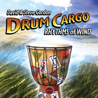 Drum Cargo - Rhythms of Wind von Gordon, David & Steve