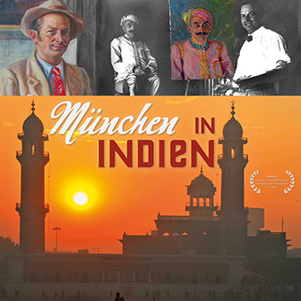 Petruck, Bernd - München in Indien (Original Motion Picture Soundtrack)