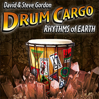 Drum Cargo - Rhythms of Earth von Gordon, David & Steve