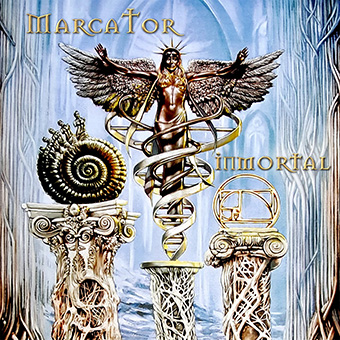 New instrumental album by Marcator