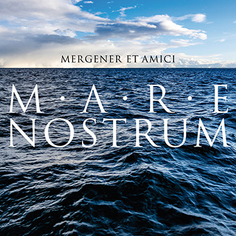 3rd album by 'mergener et amici'