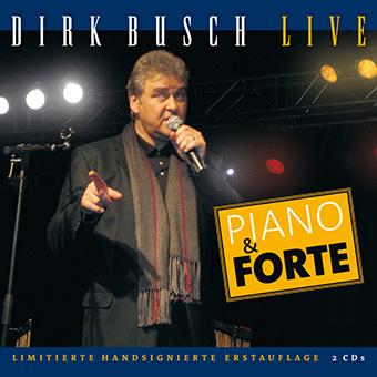 Piano & Forte by Busch, Dirk